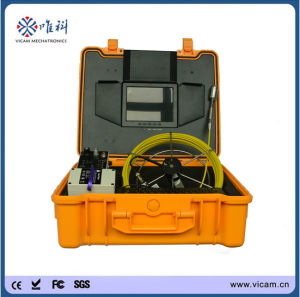 China Factory 29mm Sewer Pipe Video Inspection Camera with Self-Leveling Image pictures & photos