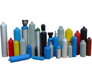 Aluminium Alloy Gas Cylinder