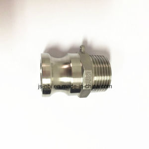 China OEM Stainless Steel Camlock Quick Coupling Fittings pictures & photos