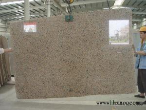 Xi Li Red Granite Slab Granite Tiles for Countertops pictures & photos