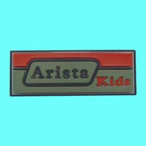 New Design 3D Silicone Label Custom Logo pictures & photos