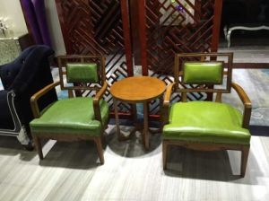 Hotel Chair/Restaurant Chair/Foshan Hotel Chair/Solid Wood Frame Chair/Dining Chair (NCHC-034) pictures & photos