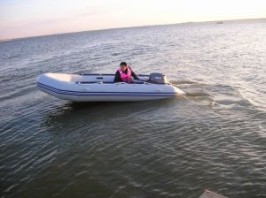PVC Inflatable Sports Boat (BD470)
