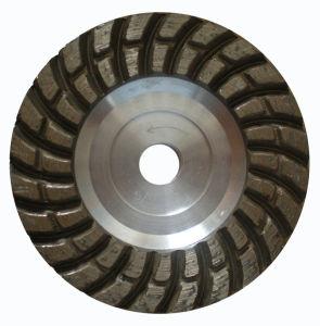 Double Row Aluminum Cup Wheel