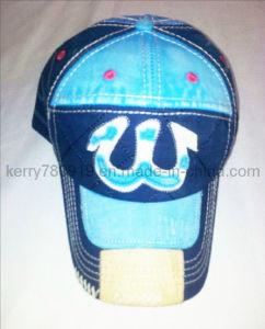 Boys′100%Cotton Baseball Cap/Sports Cap (DH-LH7416) pictures & photos