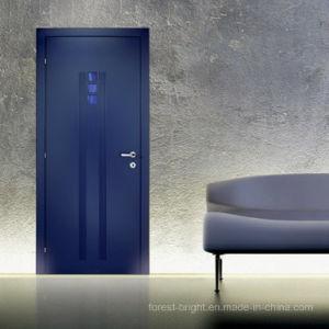 Modern Style Interior Flush Wooden Door Solid Wood Door pictures & photos