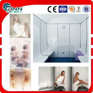Family Using Hot Sale Acrylic Wet Steam Room pictures & photos