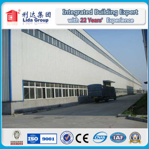 Low Cost Galvanized Steel Structure Building pictures & photos