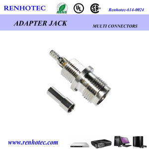 TNC Connector for Electronic Part - Communications Equipment pictures & photos