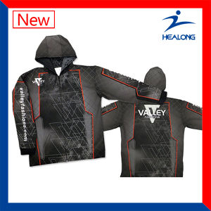 2017 Fishing Wear Healong UV-Protection Custom-Made Digital Printed Fishing Shirts pictures & photos