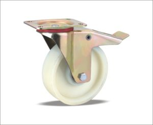 China Wholesale Custom Scaffolding Adjustable Swivel Caster Wheels pictures & photos