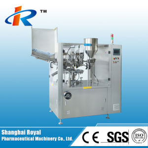 NF-80A Automatic Plastic Composite Pipeline Filling and Sealing Machine pictures & photos