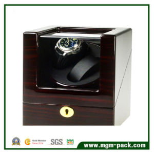 Glossy Lacquered Wooden Automatic Watch Winder pictures & photos