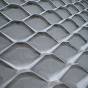 PVC Coated Expanded Metal Factory pictures & photos