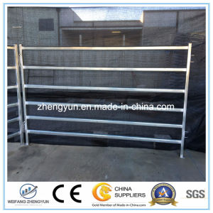High Quality Galvanized Goat Fence Panels / Metal Horse Panel pictures & photos