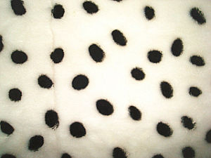 Double Velour Fleece Fabric pictures & photos