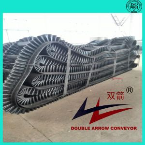 Double Arrow Steel Cord Rubber Conveyor Belt pictures & photos