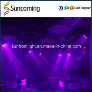 RGBW 4 in 1 200W DJ Disco LED Moving Head pictures & photos