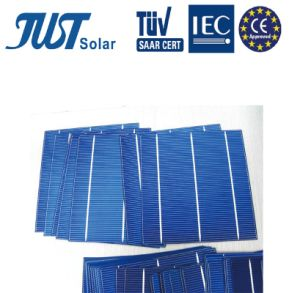 6 Inch Poly Solar Cells with CE, TUV Certificates pictures & photos