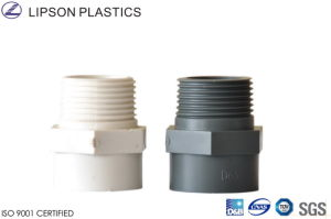 Male Adaptor PVC Pressure Fittings pictures & photos