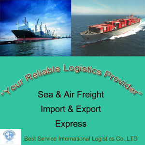 Express, Ocean Freight, Freight Agent, From China to Worldwide pictures & photos