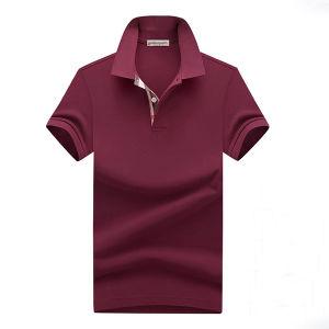 Dry Fit Plain Cotton Polo Shirt Golf Men′s Polo Shirt pictures & photos