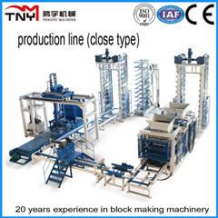Price Concrete Block Machine Jiaangsu Qt10-15 Automatic Concrete Block Machine for Sale Price pictures & photos