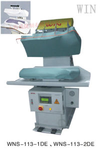 High Efficiency Suit Computer Control Press Machine (left right side layer) with Super Ironing Effect