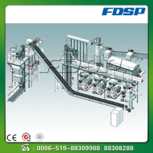 Reliable Supplier Cheap Wood Pellet Production Line pictures & photos