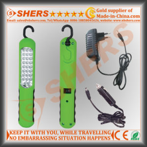 Rechargeable Cordless 26 LED Working Light pictures & photos
