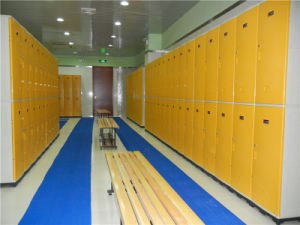 Waterproof and Anti-Rust Plastic Locker for Bath Room and Swimming Pool pictures & photos