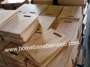 Bamboo Cutting Board Chopping Board Hb2211 pictures & photos