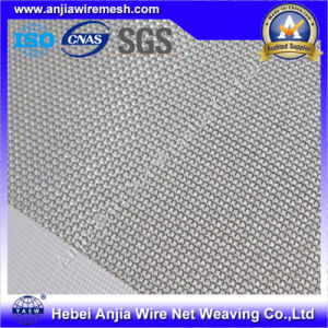 Electro Galvanized Square Wire Mesh Using in Window Screen pictures & photos
