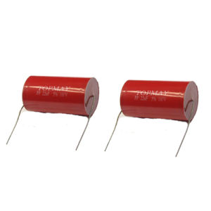 High Voltage High Current Metallized Polypropylene Film Capacitor Axial Type pictures & photos