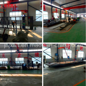 Mobile Hydraulic Yard Ramp for Truck /Garage Ramp pictures & photos