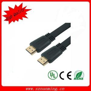 High Speed HDMI 1.4V HDMI Cable (NM-HDMI-1224) pictures & photos