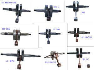 Chainsaw Spare Parts Crankshaft for Chainsaw pictures & photos