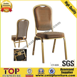 Stackable New Hotel Aluminium Banquet Chair pictures & photos