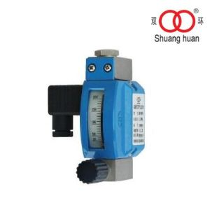 Lzzw Series Metal Flowmeter with Limit Switch pictures & photos