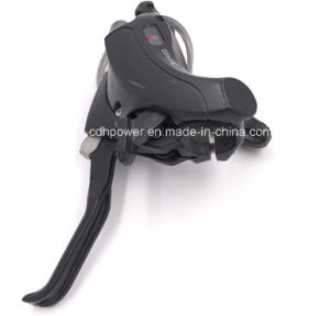 Throttle Handle Bar/Handlebar/CNC Handlebar/Kill Switch Handle/Dual Brake, Bicycle Spare Parts pictures & photos