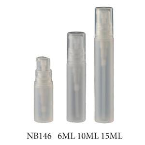 Clear Plastic Bottles Pet Empty Spray Bottle (NB145) pictures & photos