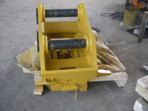 Excavator Attachment of Manual Quick Coupler pictures & photos