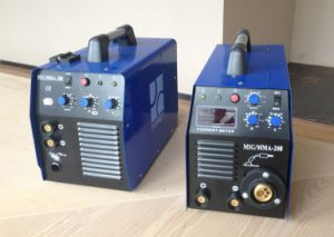 MMA MIG Welding Machine Double Function pictures & photos