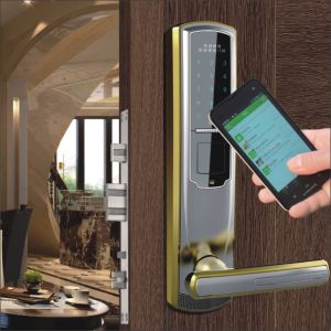 biometric door lock with wifi - Biometric Door Lock