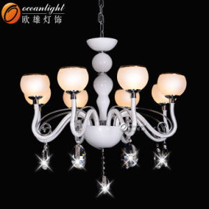 Crystal Drop Pendant Lamp, Pendant Lamp Fittings (OMG88620-8) pictures & photos