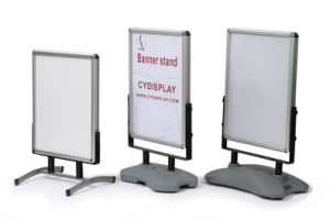 Poster Stand Outdoor a Board a Frame pictures & photos