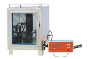 (Below 45 degree) Fabric Flameproof Tester (YG815D)