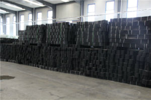 HDPE Geocell Black Color of Texture Surface pictures & photos