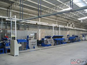 Polyester Staple Fiber Production Line