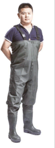 Men′s PVC Chest Wader pictures & photos